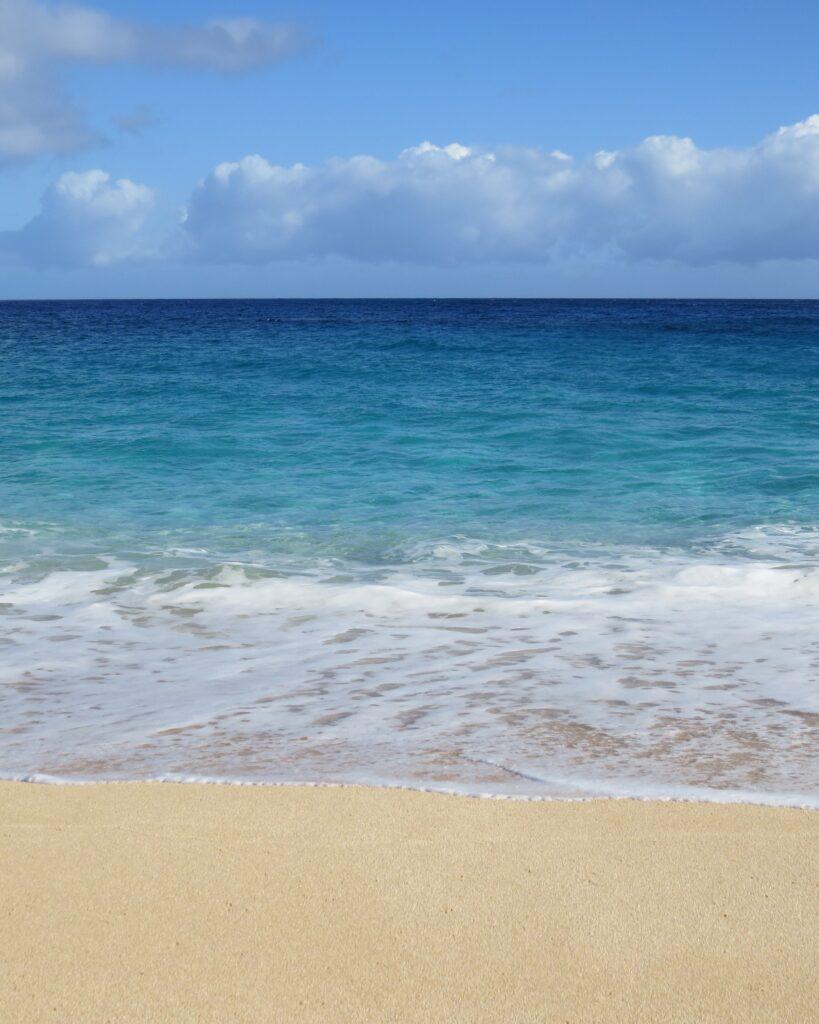 Ke iki Beach North Shore Oahu Hawaii